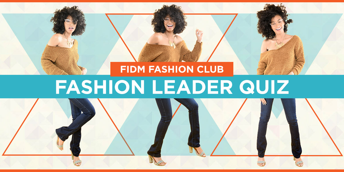 Fashion Leader Quiz